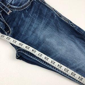 Rock Revival Jeans - Rock Revival Lanlan Straight Jean